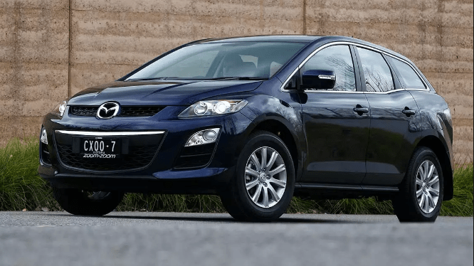 2012 Mazda CX-7 Owners Manual and Concept