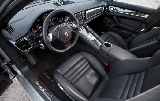 2012 Porsche Panamera Turbo S Interior and Redesign