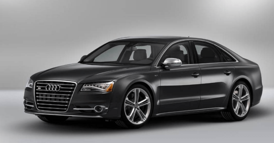 2013 Audi A8 Concept and Owners Manual
