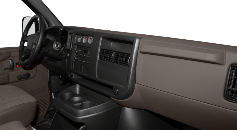 2013 Chevrolet Express 3500 Interior and Redesign
