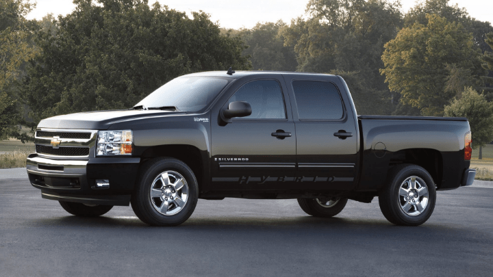2013 Chevrolet Silverado Hybrid Concept and Owners Manual