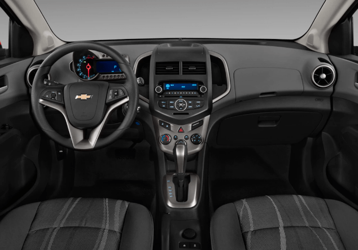 2013 Chevrolet Sonic Interior and Redesign