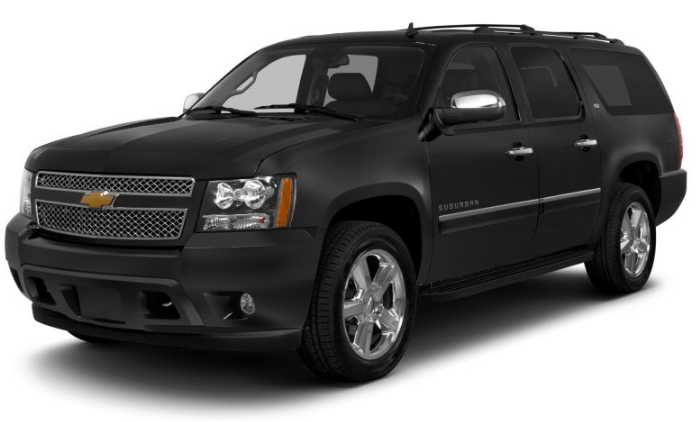 2013 Chevrolet Suburban Concept and Owners Manual