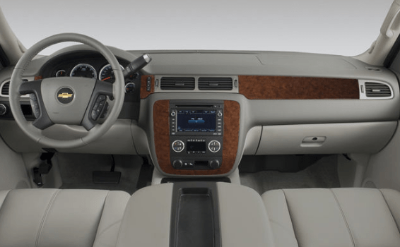 2013 Chevrolet Tahoe Hybrid Interior and Redesign