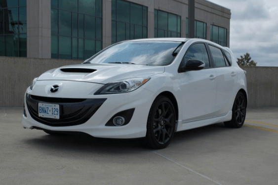 2013 Mazda Speed 3 Owners Manual and Concept