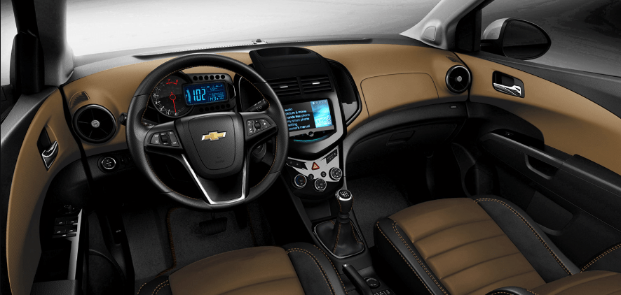 2014 Chevrolet Sonic Dusk Interior and Redesign