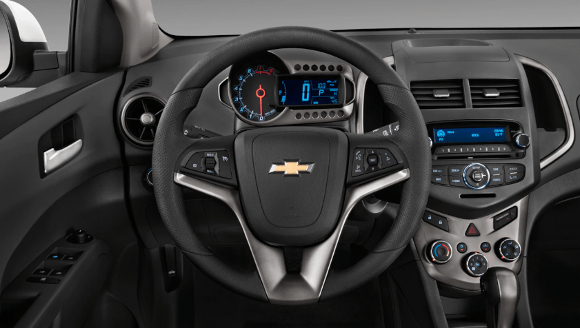 2014 Chevrolet Sonic Interior and Redesign