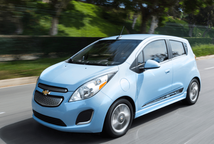 2014 Chevrolet Spark EV Concept and Owners Manual