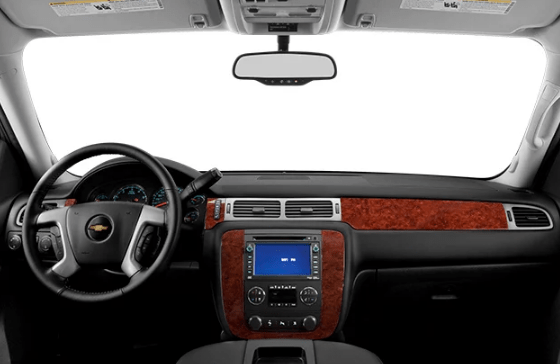 2014 Chevrolet Tahoe Interior and Redesign
