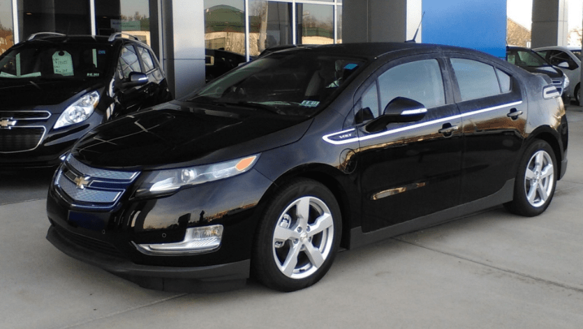 2014 Chevrolet Volt Owners Manual