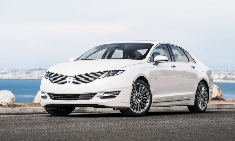 2014 Lincoln MKZ Hybrid Concept and Owners Manual