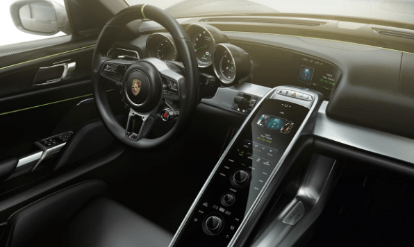 2014 Porsche 918 Interior and Redesign