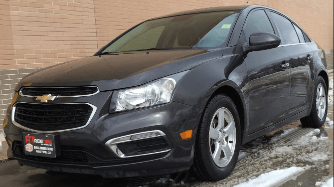 2015 Chevrolet Cruze Owners Manual and Concept