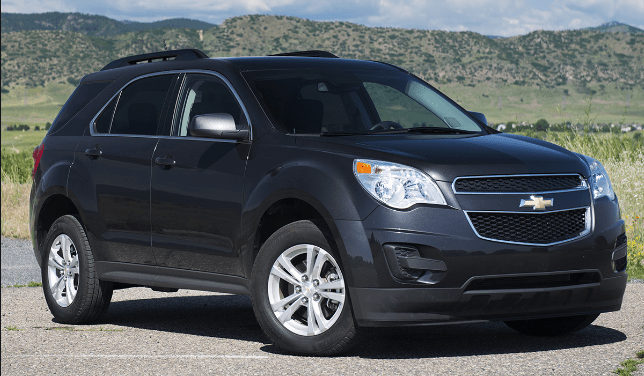 2015 Chevrolet Equinox Owners Manual and Concept