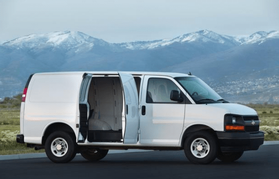 2015 Chevrolet Express 1500 Owners Manual and Concept