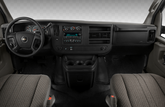 2015 Chevrolet Express 3500 Interior and Redesign