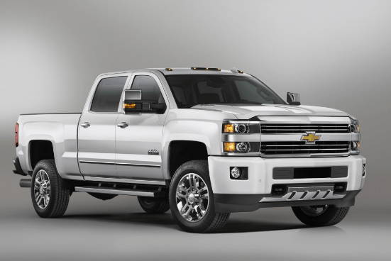 2015 Chevrolet Silverado 2500 Owners Manual and Concept