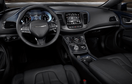 2015 Chrysler 200 Interior and Redesign