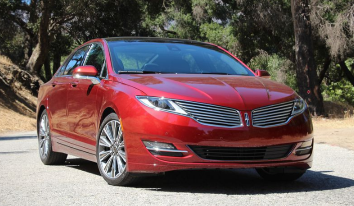 2015 Lincoln MKZ Hybrid Concept and Owners Manual