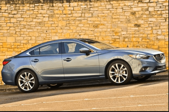 2015 Mazda 6 Onwers Manual