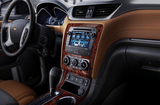 2016 Chevrolet Traverse Interior and Redesign