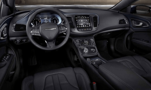 2016 Chrysler 200 Interior and Redesign