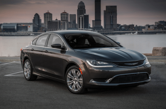 2016 Chrysler 200 Owners Manual and Concept