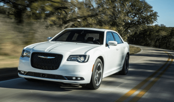 2016 Chrysler 300 Owners Manualn and Concept