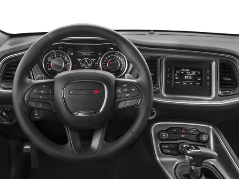 2016 Dodge Challenger Interior and Redesign