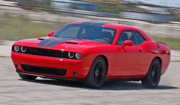 2016 Dodge Challenger Owners Manual and Concept