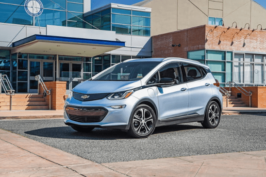 2017 Chevrolet Bolt Owners Manual and Concept
