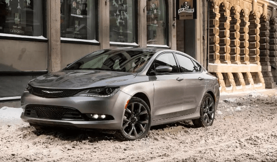 2017 Chrysler 200 Owners Manual and Concept