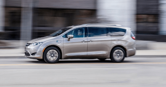2017 Chrysler Pacifica Hybrid Owners Manual and Concept