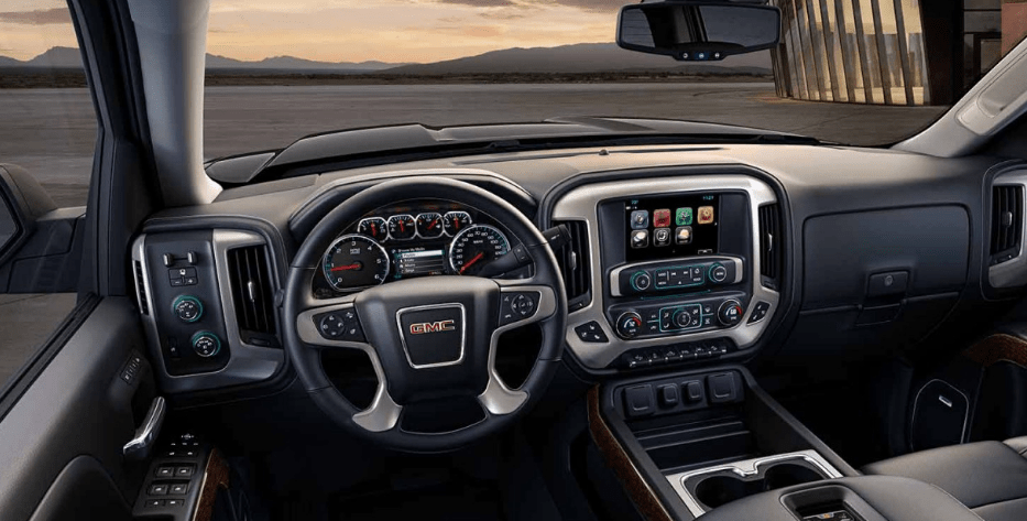 2017 GMC Sierra 1500 Interior and Redesign