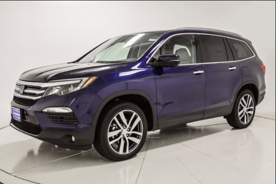 2017 Honda Pilot Owners Manual