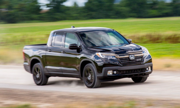2017 Honda Ridgeline Owners Manual