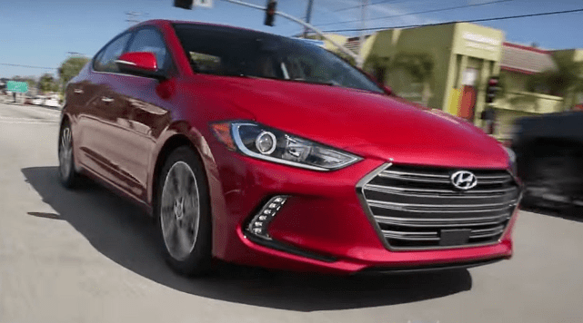 2017 Hyundai Elantra Owners Manual and Concept