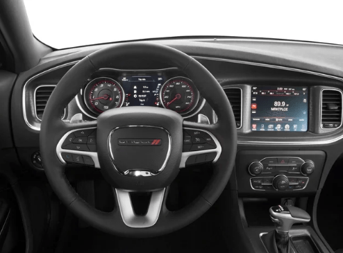 2018 Dodge Charger Interior and Redesign