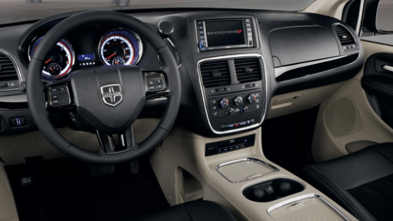 2018 Dodge Grand Caravan Interior and Redesign