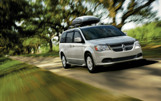2018 Dodge Grand Caravan Owners Manual and Concept