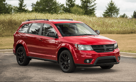 2018 Dodge Journey Owners Manual and Concept