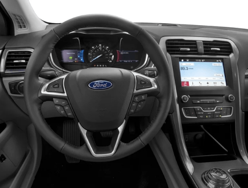 2018 Ford Fusion Hybrid Interior and Redesign