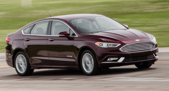 2018 Ford Fusion Hybrid Owners Manual and Concept
