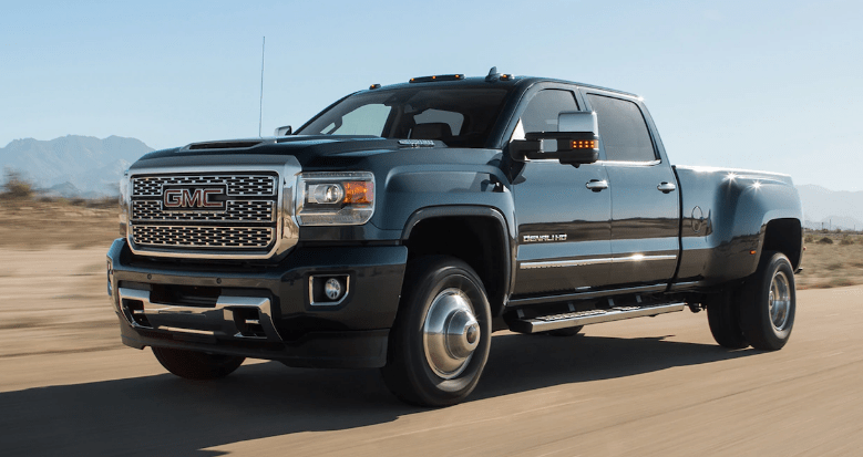 2018 GMC Sierra 3500 Concept and Owners Manual