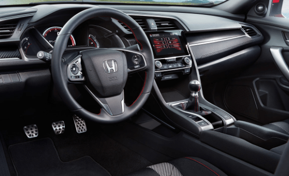2018 Honda Civic Coupe Interior and Redesign
