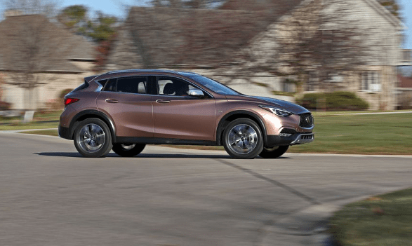 2018 Infiniti QX30 Owners Manual and Concept