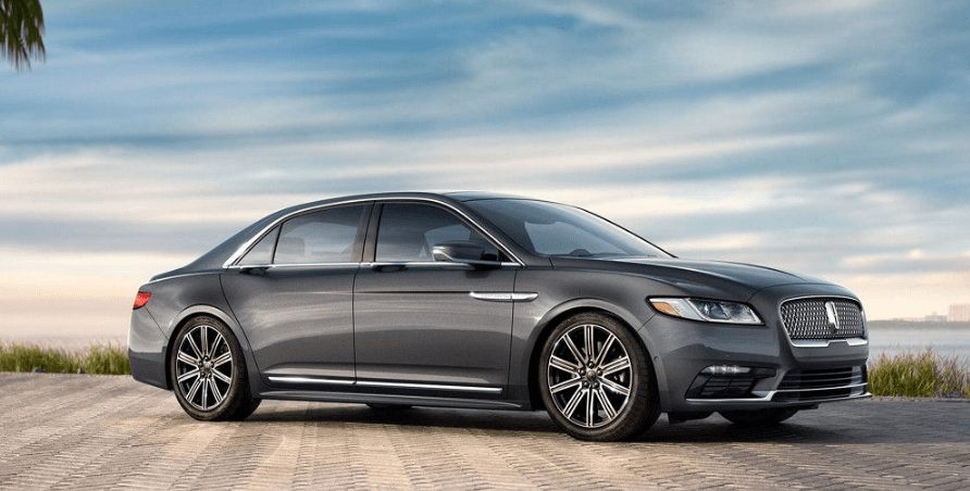 2018 Lincoln Continental Concept and Owners Manual
