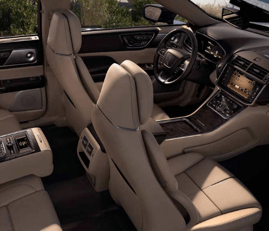 2018 Lincoln Continental Interior and Redesign