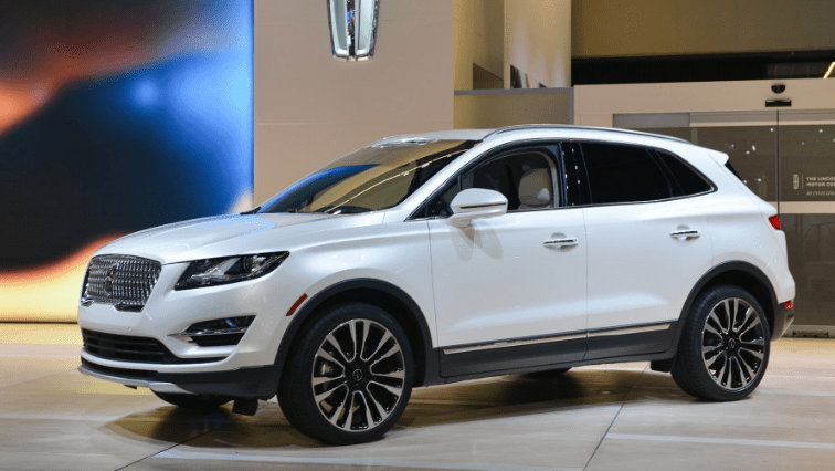 2019 Lincoln MKC Concept and Owners Manual