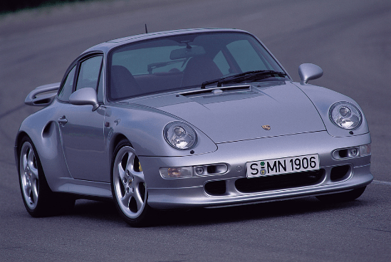 1997 Porsche 911 Owners Manual and Concept